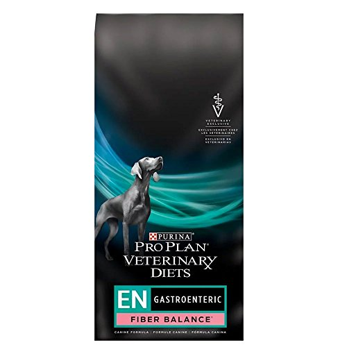 Purina Pro Plan Veterinary Diets 1 Count Gastroenteric Fiber Balance Adult Dog Food, 18 lb