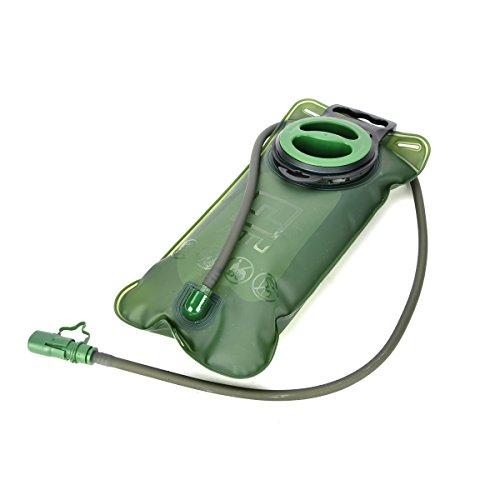 2L Trinkblase Tasche Rucksack System Pack Wasserbehälter für Outdoor Sports