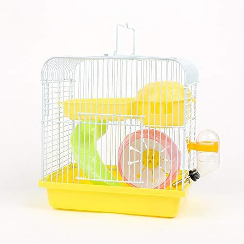 Ldd-msp Pet Hamster Cage Nuevo pequeño B & B Golden Hamster ...
