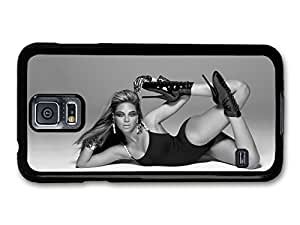 AMAF ? Accessories Beyonce Posing Single Ladies Video Portrait case for Samsung Galaxy S5