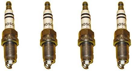 4 x Bujía Bosch 0242236565 – bo0242236565 X 009 – Original un ...