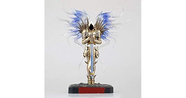 CQOZ Anime Diablo /Ángeles Modelo de Personaje Estatua Alto 27cm Decoraciones de Juguete//Regalos//Colecciones//Regalos de cumplea/ños Modelo Anime