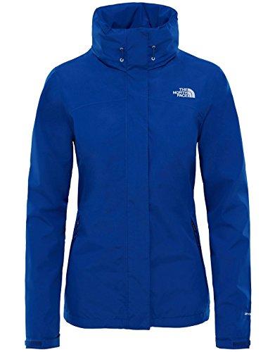 THE para sodalite blue NORTH Cortavientos FACE Jacket azul Mujer Sangro 7UU8rXaq