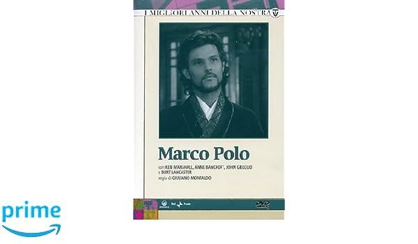Marco_Polo_(TV) [Italia] [DVD]: Amazon.es: Anne Bancroft, Riccardo ...
