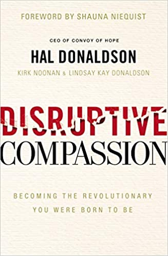Disruptive Compassion: Becoming the Revolutionary You Were Born to
