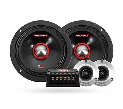 db Drive P3 6K Pro Audio Midrange Speaker 250W, 6.5