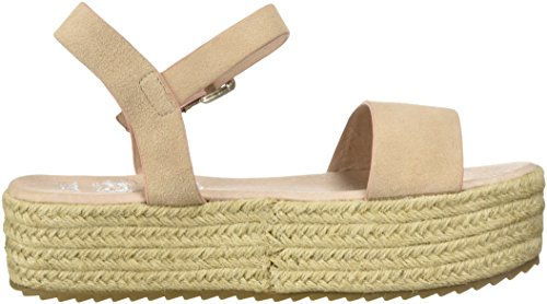 Mini Wedge Coolway Espadrille Pink Women's Sandal t0qw6
