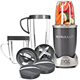 'NutriBullet 12-Piece High-Speed Blender/Mixer System, Gray' from the web at 'https://images-na.ssl-images-amazon.com/images/I/41jNCQYb+kL._AC_SR160,160_.jpg'