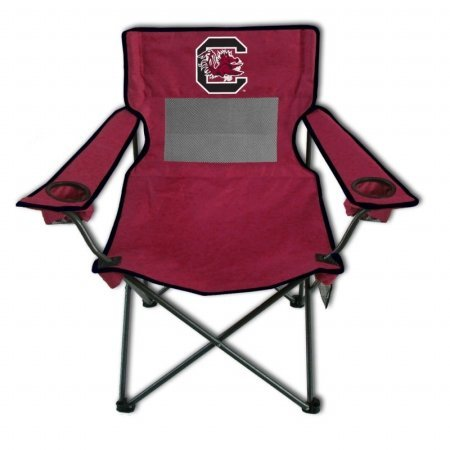 Monster Mesh Chair Folding - Rivalry NCAA South Carolina Gamecocks Monster Mesh Folding Chair