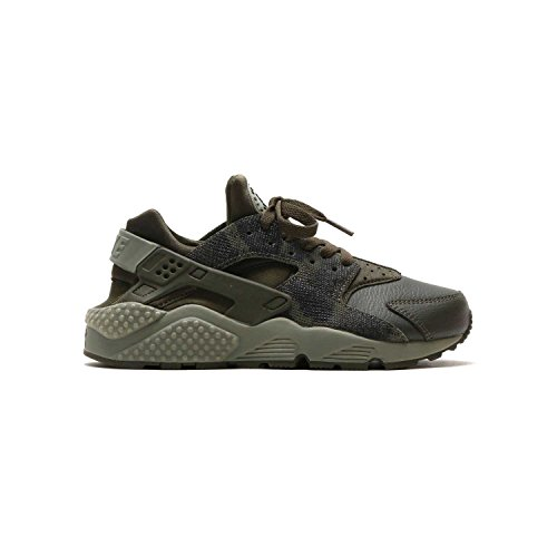 2cd89336bdd4 Galleon - NIKE Women s Air Huarache Run PRM Khaki 683818-302 (Size  8.5)