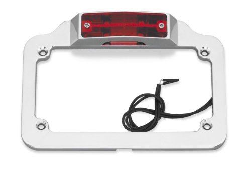 Bikers Choice License Plate - Biker's Choice License Plate Frame Backing - Twin Light