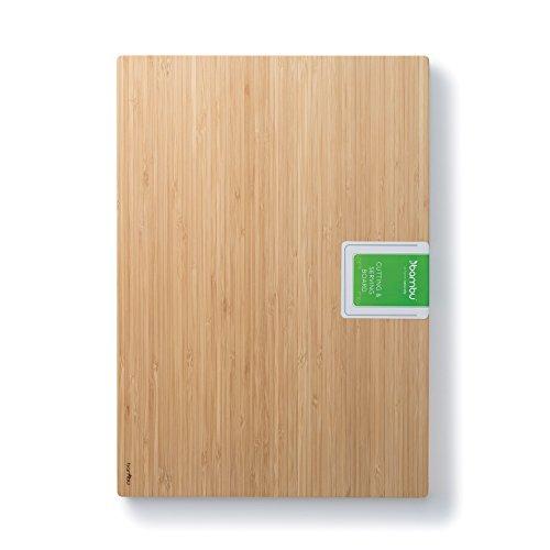 bambu, Bamboo Cutting Board and Serving Board - Extra Large Undercut