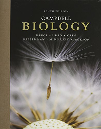 Campbell Biology, Study Guide for Campbell Biology, Mastering Biology with eText and Access Card (10th Edition)