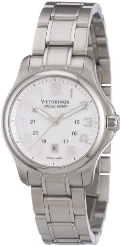 Victorinox Swiss Army Women's 241458 Officers XS Mother-Of-Pearl - Swiss Military Watch Women