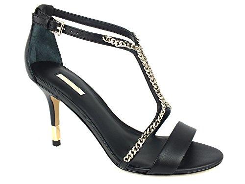 GUESS Women's Pumps Highheels Stiletto Heel Pumps Black (UK 4, Black)