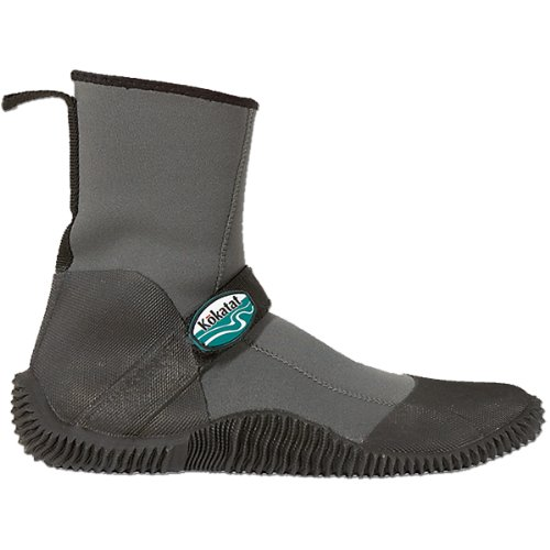 Mens Scout Boot (Kokatat) Charcoal In Your Choice Of Size Charcoal IzSMofopW