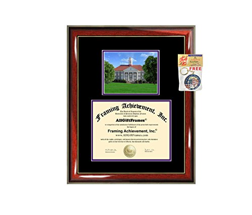 (James Madison University Diploma Frame JMU Graduation Degree Frame Matted Campus College Certificate Plaque Framing Graduate Gift)