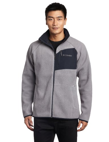 Amazon.com: Columbia Men's Atlas Mountain Fleece Jacket: Sports ...