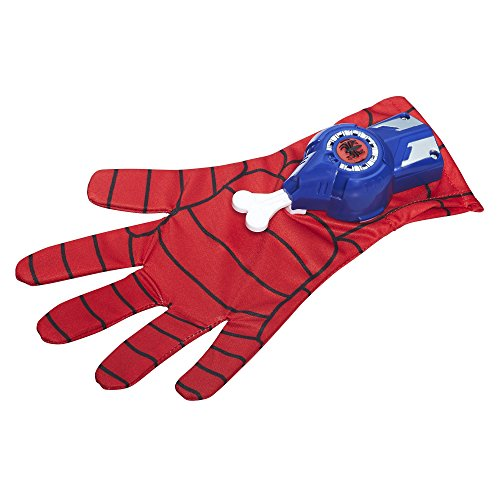 Ultimate Spider-Man Sinister Six Spider-Man Hero FX Glove]()