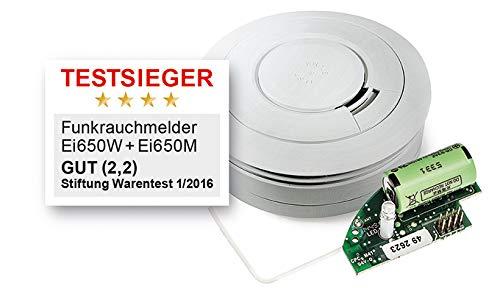Ei Electronics Ei650rf 10 Jahres Funkrauchmelder 3 Stück Amazonde
