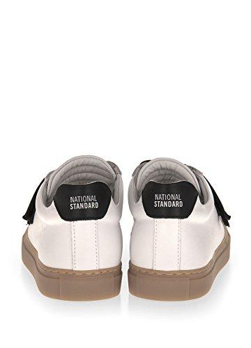 Tienda De Venta En Línea De Salida NATIONAL STANDARD Sneaker Edition 44 Bianco Para La Línea Barata Orden De Italia La Venta En Línea Gran Sorpresa Barato En Línea eneXJ0tIii
