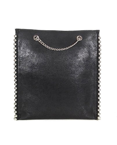 Shopper 204 Donna Borchie Zara medium 8040 Borsa q8H1xnA
