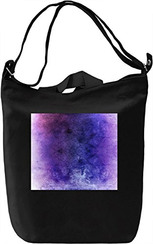 Painted Texture Borsa Giornaliera Canvas Canvas Day Bag| 100% Premium Cotton Canvas| DTG Printing|