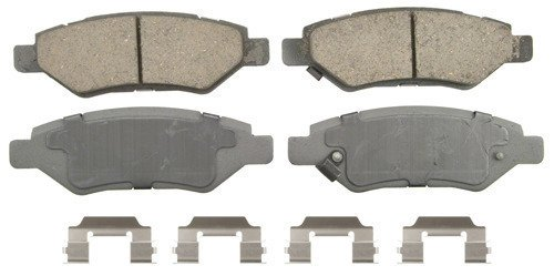 akebono brake pad installation instructions
