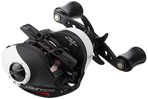 Quantum Fishing Accurist 6.3:1 Baitcasting Fishing Reel, Right Hand