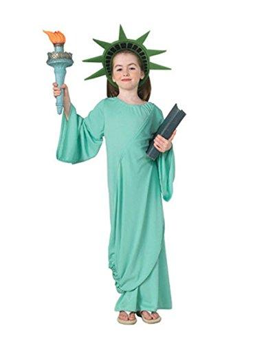 Statue of Liberty Child Costume - Medium -