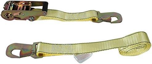 1270700 7 Yellow Ratchet Tie Down Highland 1 piece