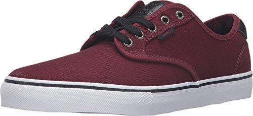 Vans Chima Ferguson Pro US Mens 6.5 Womens Size 8 Plaid Port Red Fashion (Red Plaid Sneaker)