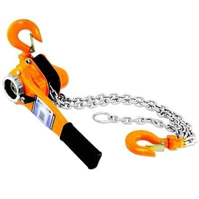 Lever Block Chain Hoist 3/4 Ton
