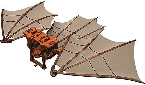 Elenco Leonardo Da Vinci Great Kite: Amazon.es: Juguetes y juegos