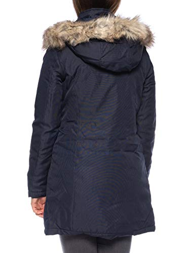 Otw Cc Bleu Only 549948 Coat Onlkaty Femme Parka tqWvSI