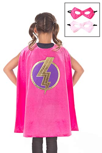 Little Adventures Super Hero Cape & Mask