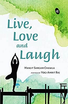 Live, Love and Laugh Book Cover
