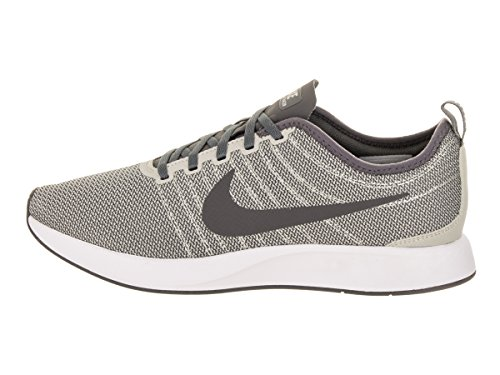 Nike Heren Dualtone Racer Toevallige Schoen Lichtgrijs / Donkergrijs / Wit