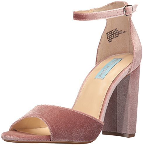 Blue by Betsey Johnson Women's SB-Carly Dress Sandal
