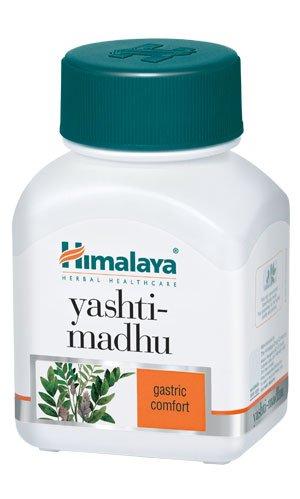 Himalaya wellness pure herbs Yashtimadhu gastric wellness- 60tablets 250mg
