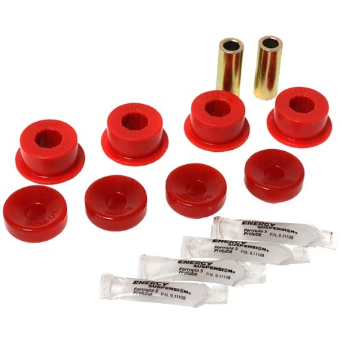 Suspension Crx Bushings Energy (Energy Suspension 168102R Auto Part)