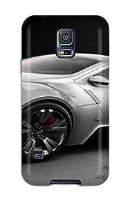 Cute Tpu ZippyDoritEduard Audi Concept 36 Case Cover For Galaxy S5