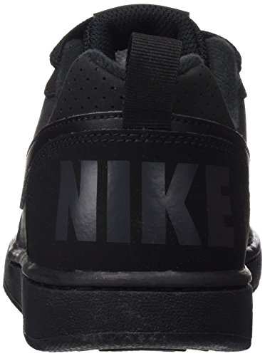 Black Scarpe Black Black Borough da Court Low Bambino GS Basket Nero Nike wq6FOCvn