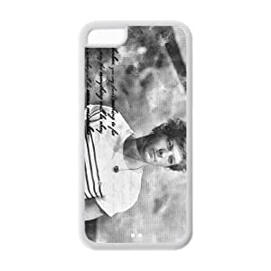 Louis Tomlinson Super Fit iPhone 5c Cases Solid Rubber Customized Cover Case for iPhone 5c 5c-linda1280