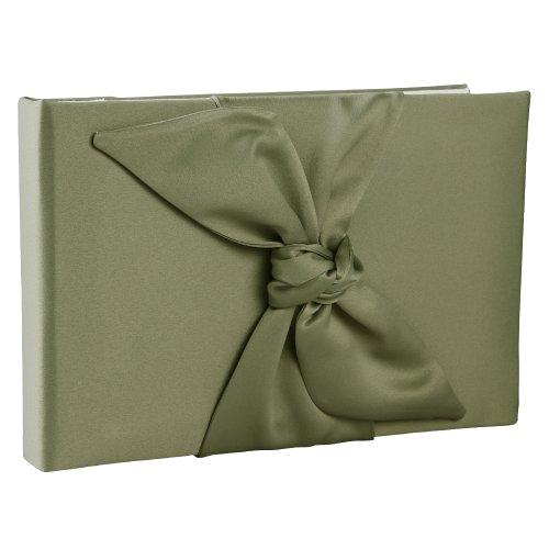 Ivy Lane Design Love Knot Garter, Chocolate, Libro de visitas, VerdeSalvia, 1