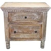 Moti Furniture 68014001 Irvine Nightstand, 20 x 32 x 32