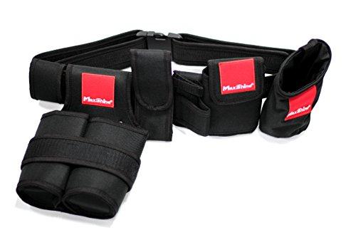 Maxshine Adjustable 600D Oxford Car Detailing Tool Belt Automotive Organizer Kit (Clays Belt)