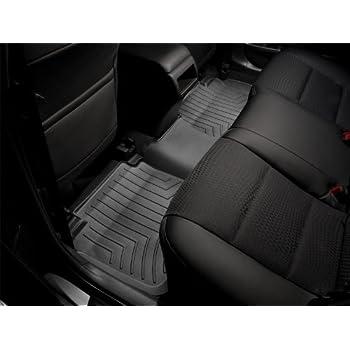 Delightful WeatherTech Custom Fit Rear FloorLiner For Chevrolet Equinox, Black
