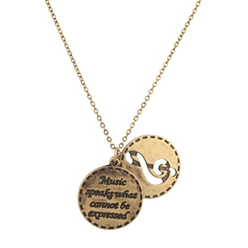 Music Necklace - 5