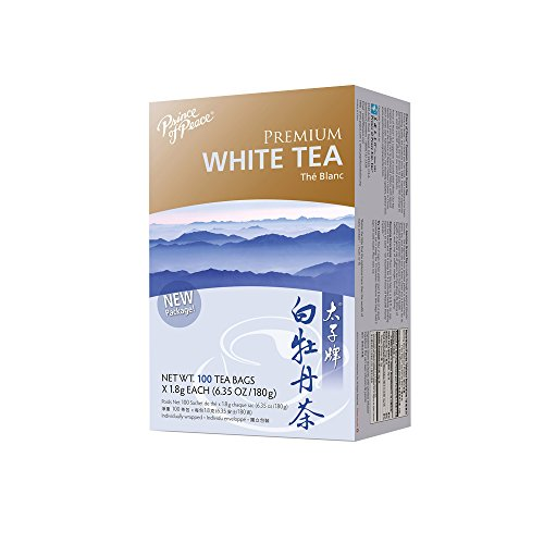 White Peony Tea Prince of Peace 100 Bag